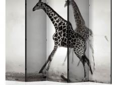 Paraván - Giraffes II [Room Dividers]